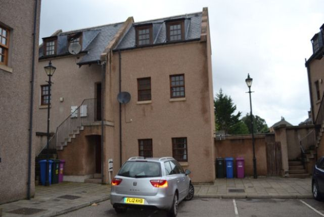 Thumbnail Flat to rent in 14 Mackenzie Court, Elgin