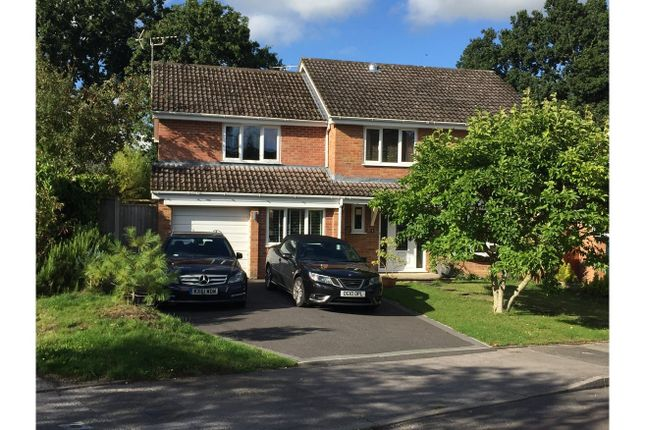 Thumbnail Detached house for sale in Aggis Farm, Verwood