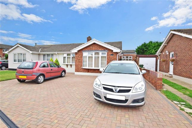 2 bed semi-detached bungalow for sale in Reeds Way, Wickford, Essex SS12