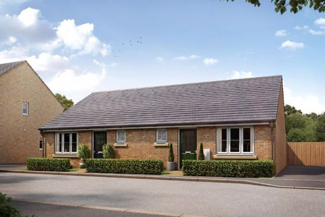 Thumbnail Bungalow for sale in The Browning @ Abbey Park, Thorney, Peterborough