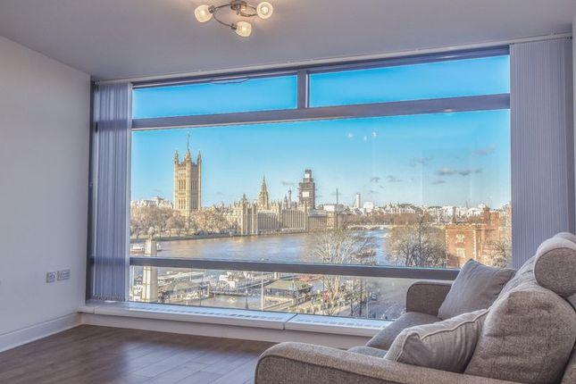 Flat To Rent In Parliament View Apartments 1 Albert Embankment London