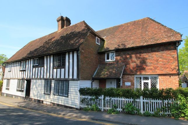 Thumbnail Semi-detached house for sale in Waterloo Road, Cranbrook, Kent