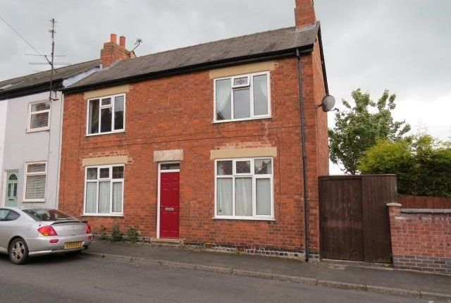 Thumbnail End terrace house to rent in Bishop Street, Melton Mowbray