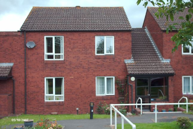 Thumbnail Block of flats to rent in Rowes Orchard, Willand Old Village, Cullompton