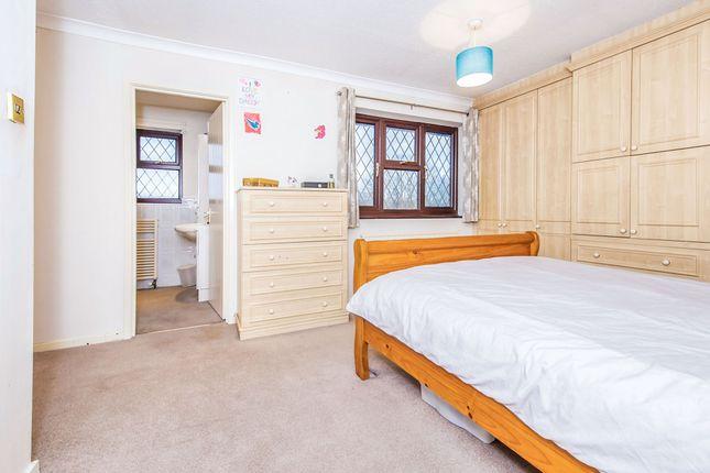 Bedroom One of Riverside Way, Littlethorpe, Leicester LE19
