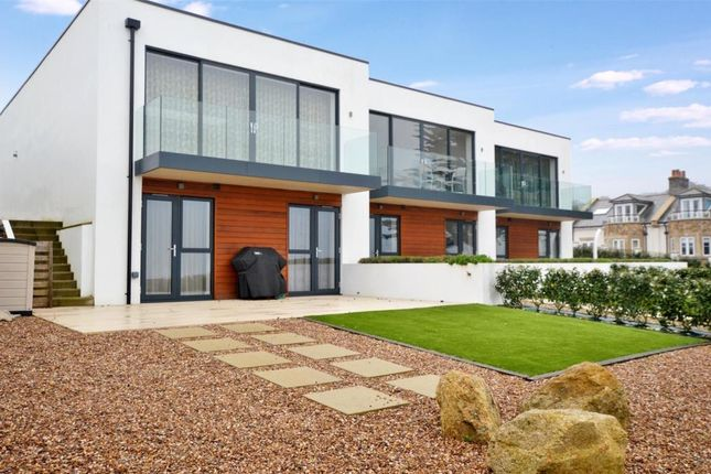 Thumbnail End terrace house for sale in Sandsifters, Boskerris Road, Carbis Bay, St. Ives