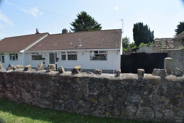 Thumbnail Semi-detached bungalow to rent in Park View, Stogursey, Bridgwater