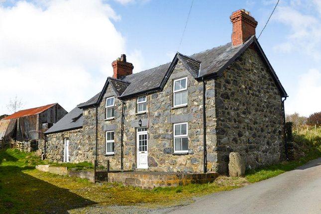 Thumbnail Detached house for sale in Llanegryn, Tywyn, Gwynedd