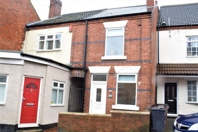 Thumbnail Terraced house to rent in Station Road, Ilkeston, Derbyshire