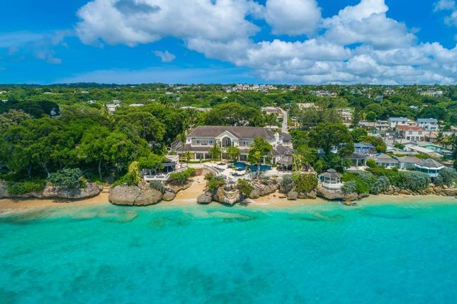 Thumbnail Detached house for sale in Cove Spring House, St. James, Barbados