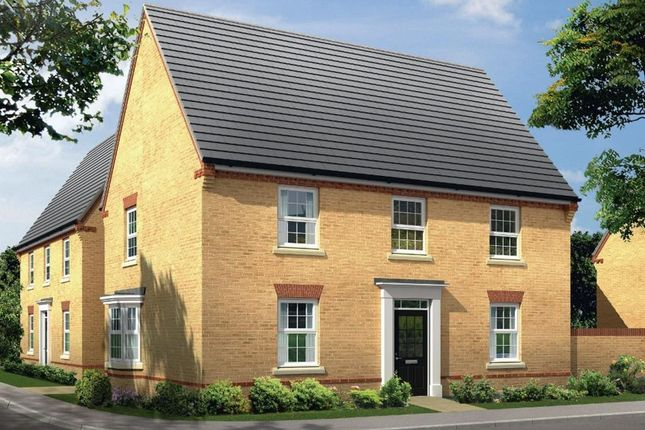 """Thumbnail Detached house for sale in """"Cornell"""" at Stonnyland Drive, Lichfield"""