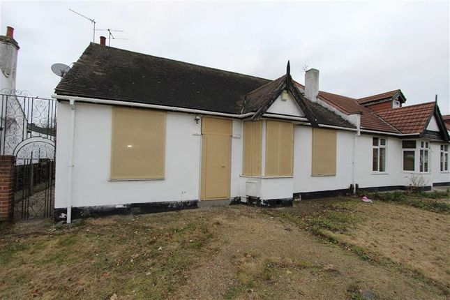 Thumbnail Semi-detached bungalow for sale in Morrab Gardens, Ilford, Essex