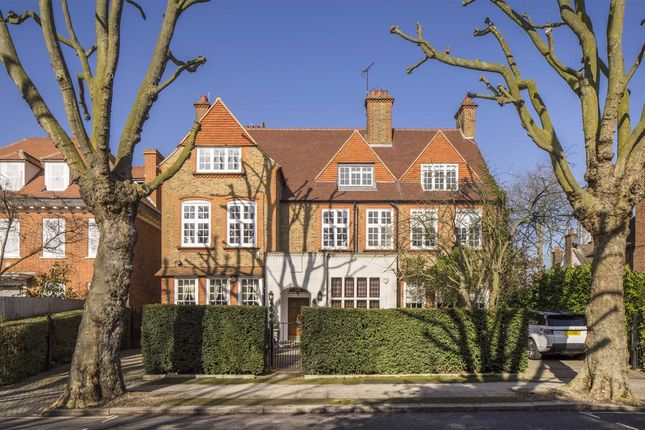 Thumbnail Flat for sale in Wadham Gardens, Primrose Hill, London