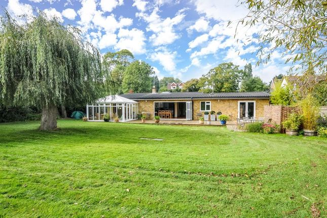 Thumbnail Detached bungalow for sale in Postcombe, Oxfordshire