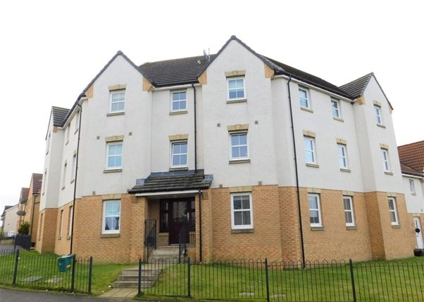Thumbnail Flat to rent in Russell Place, Bathgate