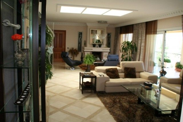 Livingroom 2 of Spain, Málaga, Marbella, Nueva Andalucía