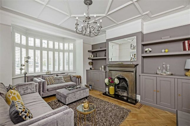Thumbnail Semi-detached house to rent in Rodenhurst Road, Clapham, London