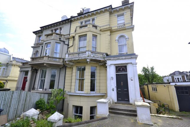Thumbnail Maisonette to rent in Dane Road, St Leonards On Sea