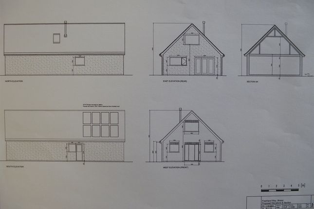 Thumbnail Detached house for sale in Freshland Way, Kingswood, Bristol