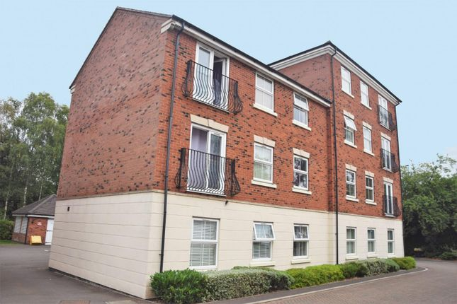 Thumbnail Flat for sale in Astley Way, Ashby De La Zouch, Leicestershire