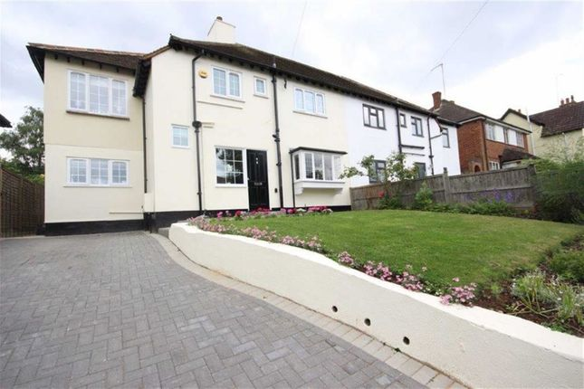 Thumbnail Semi-detached house for sale in Scotland Road, Buckhurst Hill, Essex