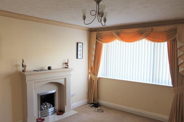 Living Room of Millwood Court, Alderfield Drive, Speke, Liverpool L24