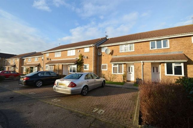 Thumbnail Terraced house to rent in Newcombe Rise, Yiewsley