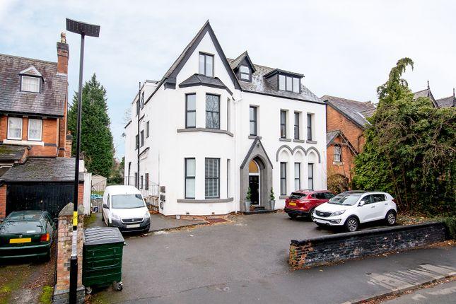 Thumbnail Flat for sale in Clarendon Road, Edgbaston