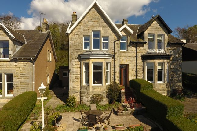 Thumbnail Semi-detached house for sale in Law Brae, West Kilbride