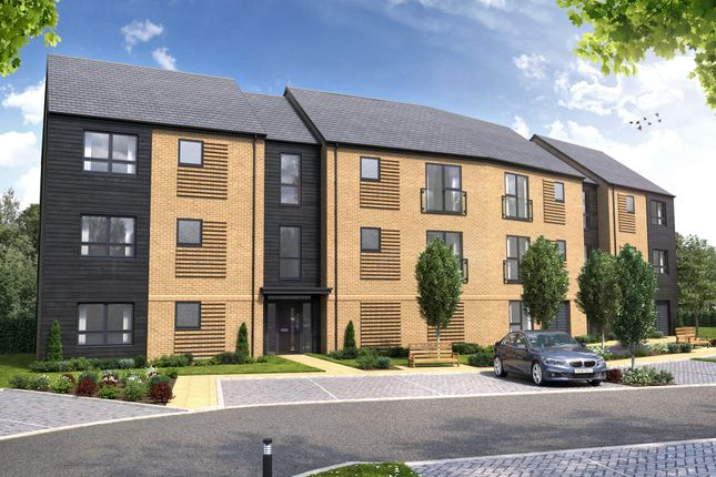"""1 bed flat for sale in """"Apart 20"""" at Primrose Avenue, Wantage OX12"""
