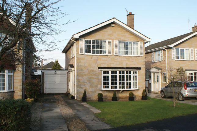 Thumbnail Detached house for sale in Appleby Glade, Haxby, York