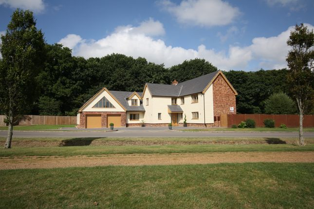 5 bed detached house to rent in Skylark Meadows, Fareham PO15