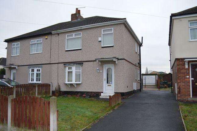 Thumbnail Semi-detached house to rent in Brampton Street, Brampton, Barnsley