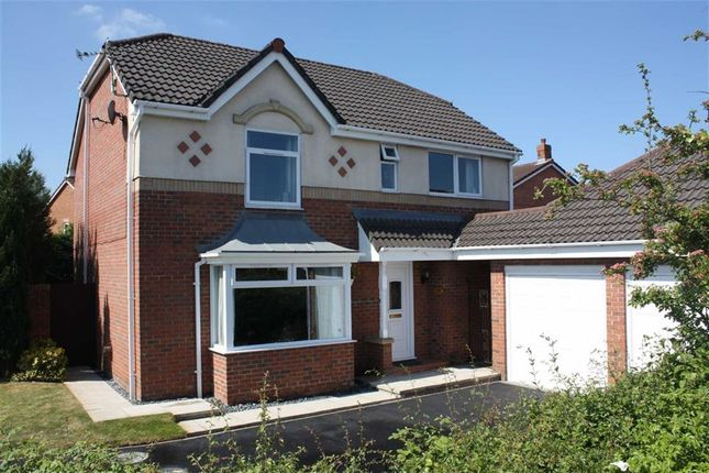 Thumbnail Detached house for sale in Hall Pool Drive, Offerton, Stockport