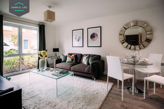 2 bed flat to rent in 7, 22 Velveteen Crescent, Worsley M28