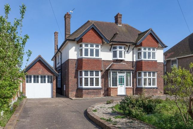 Thumbnail Detached house for sale in Caister Road, Great Yarmouth