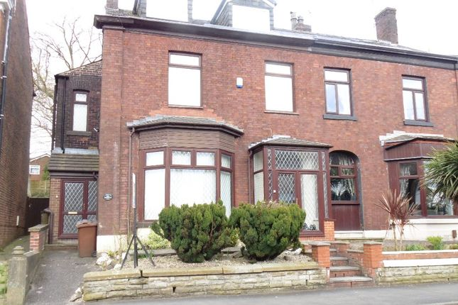 Thumbnail Semi-detached house for sale in 101, Windsor Road, Oldham