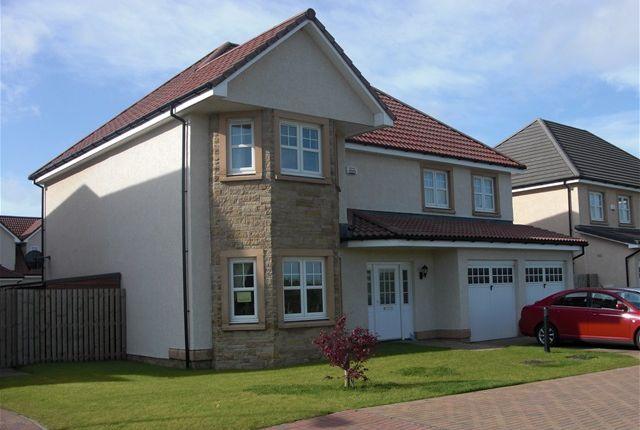 Thumbnail Detached house to rent in Castle Road, Bathgate