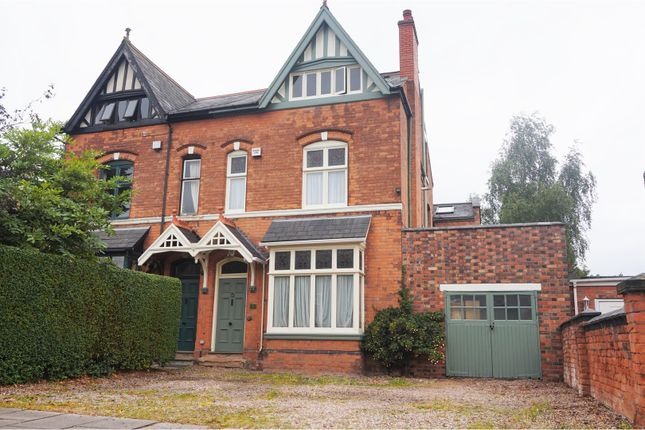Thumbnail Semi-detached house for sale in Rollason Road, Birmingham