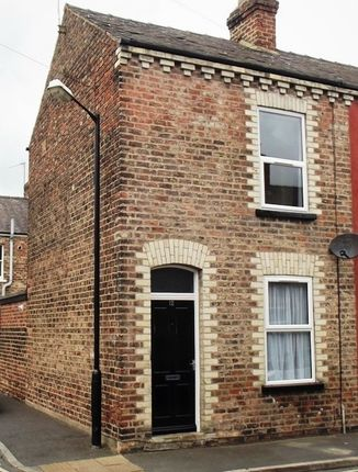 Thumbnail Terraced house to rent in Lansdowne Terrace, Off Lawrence Street, York