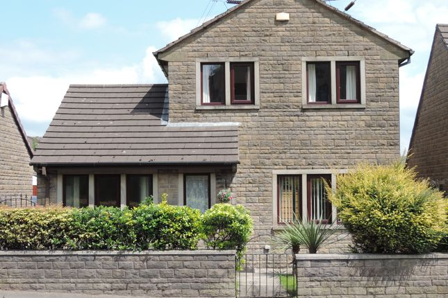 Thumbnail Detached house for sale in Rochdale Road, Royton, Oldham