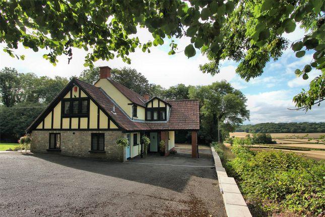 Thumbnail Detached house for sale in Silverhill Brake, Rudgeway, Bristol