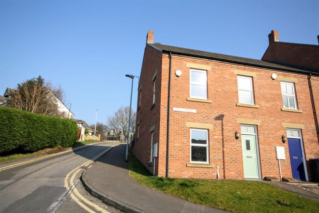 Thumbnail Town house for sale in Ashwood, Leazes Lane, Durham