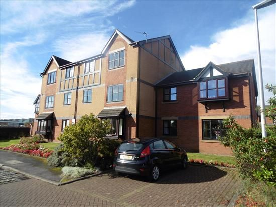 Thumbnail Flat to rent in Thornhill Close, Blackpool