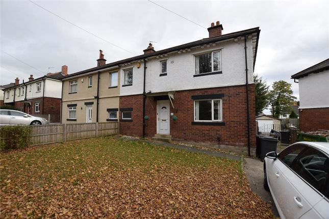 Thumbnail Semi-detached house to rent in Stanhope Drive, Horsforth, Leeds, West Yorkshire