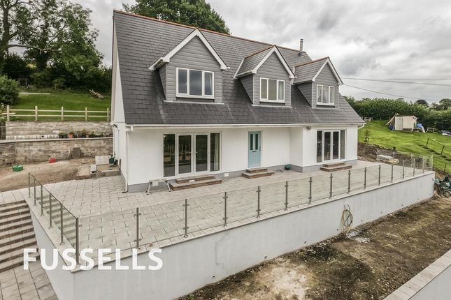 Thumbnail Detached house for sale in Llanbradach, Caerphilly