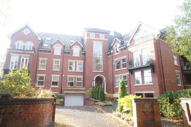Thumbnail Flat to rent in Spath House, Spath Road, Didsbury