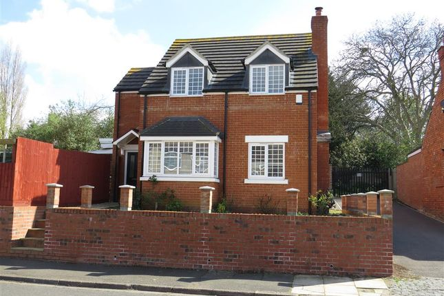 Thumbnail Detached house for sale in Murray Avenue, Northampton