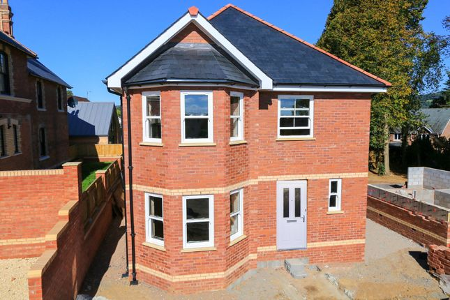 Thumbnail Detached house for sale in Brimley Road, Bovey Tracey, Newton Abbot