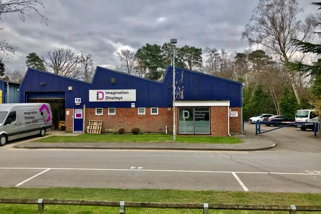 Industrial to let in Waterfront Business Park, Fleet